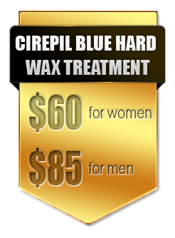 Cirepil Blue Hard wax treatment