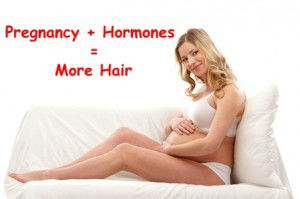 hair removal during pregnancy